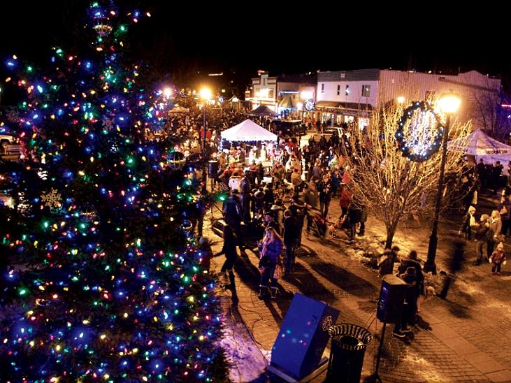 Cochrane Christmas Parade 2020 Just One More Sleep Until Cochrane Light Up   CochraneNow